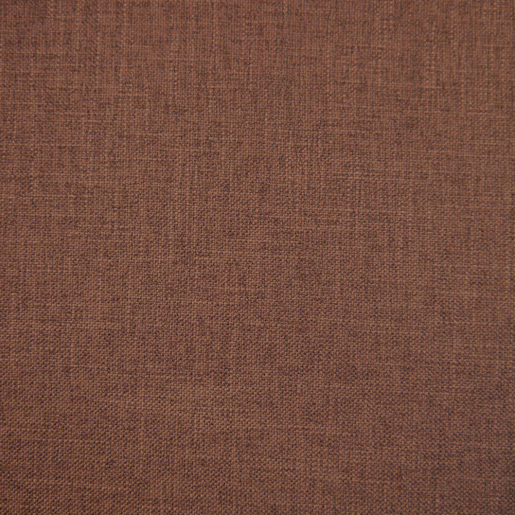 Crisp Henna - 1247 faux linen washable upholstery fabric