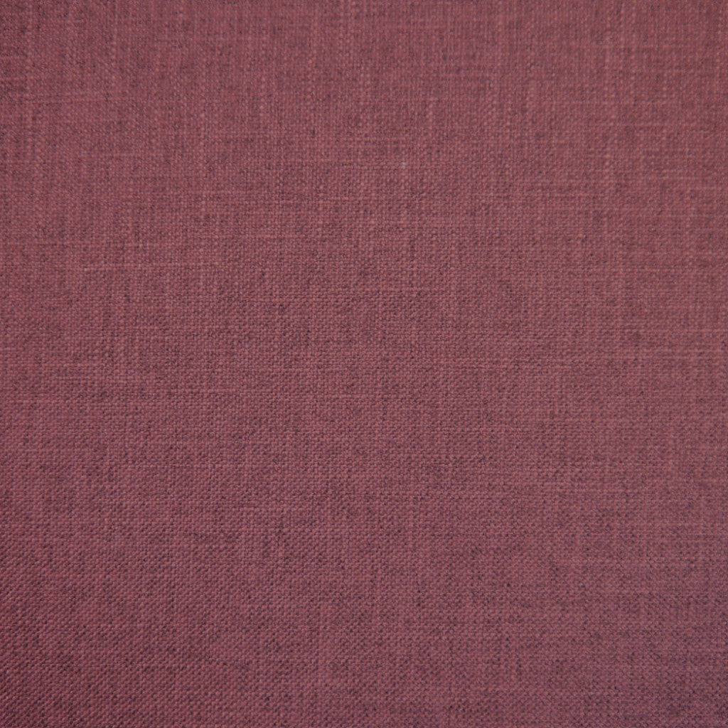 Crisp Redcurrant - 1250 faux linen washable upholstery fabric