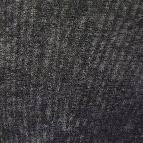 Plush Charcoal - 808 Upholstery fabric