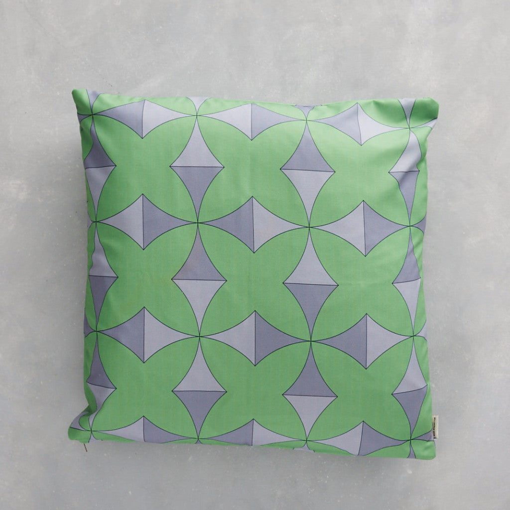 Cushion cover Tulun Green