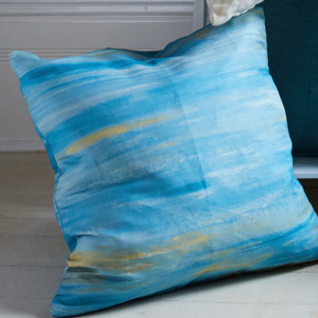 River Sky cushion