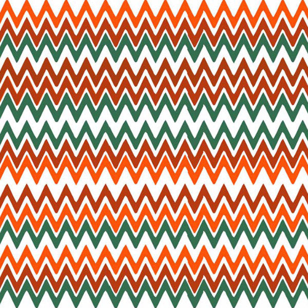 Fabric: Nile: Zigzag Sunset
