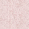 Fabric Edfu Palm Dusty Pink design