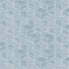 Fabric Edfu Palm Light Blue design