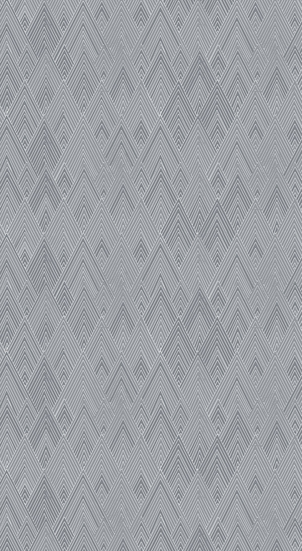 Full width of Edfu Pyramids Shades of Grey wallpaper