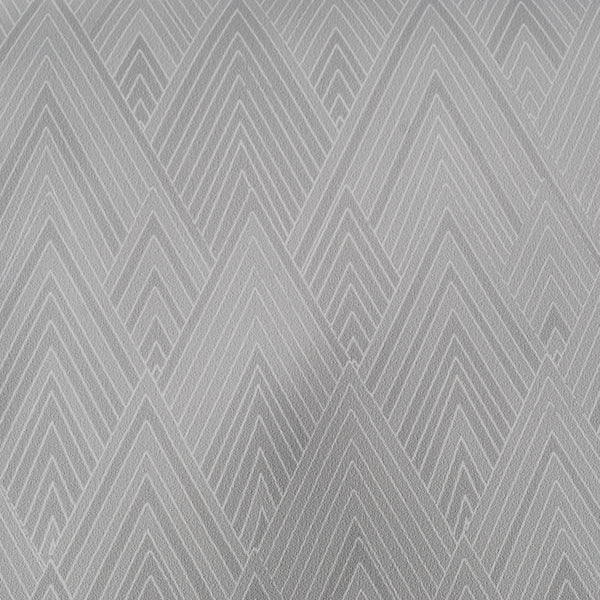 Close up of Edfu Pyramids Ice Grey wallpaper