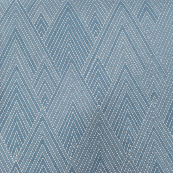 Close up of Edfu Pyramids Light Blue wallpaper