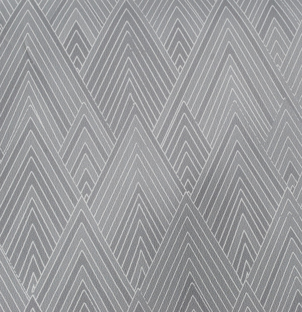 Close up of Edfu Pyramids Shades of Grey wallpaper