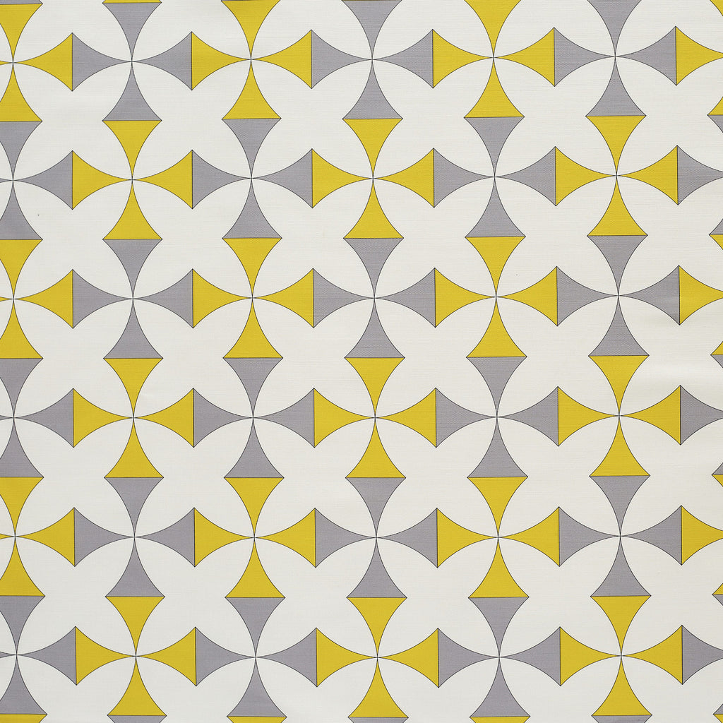 Tulun Ochre Design Fabric