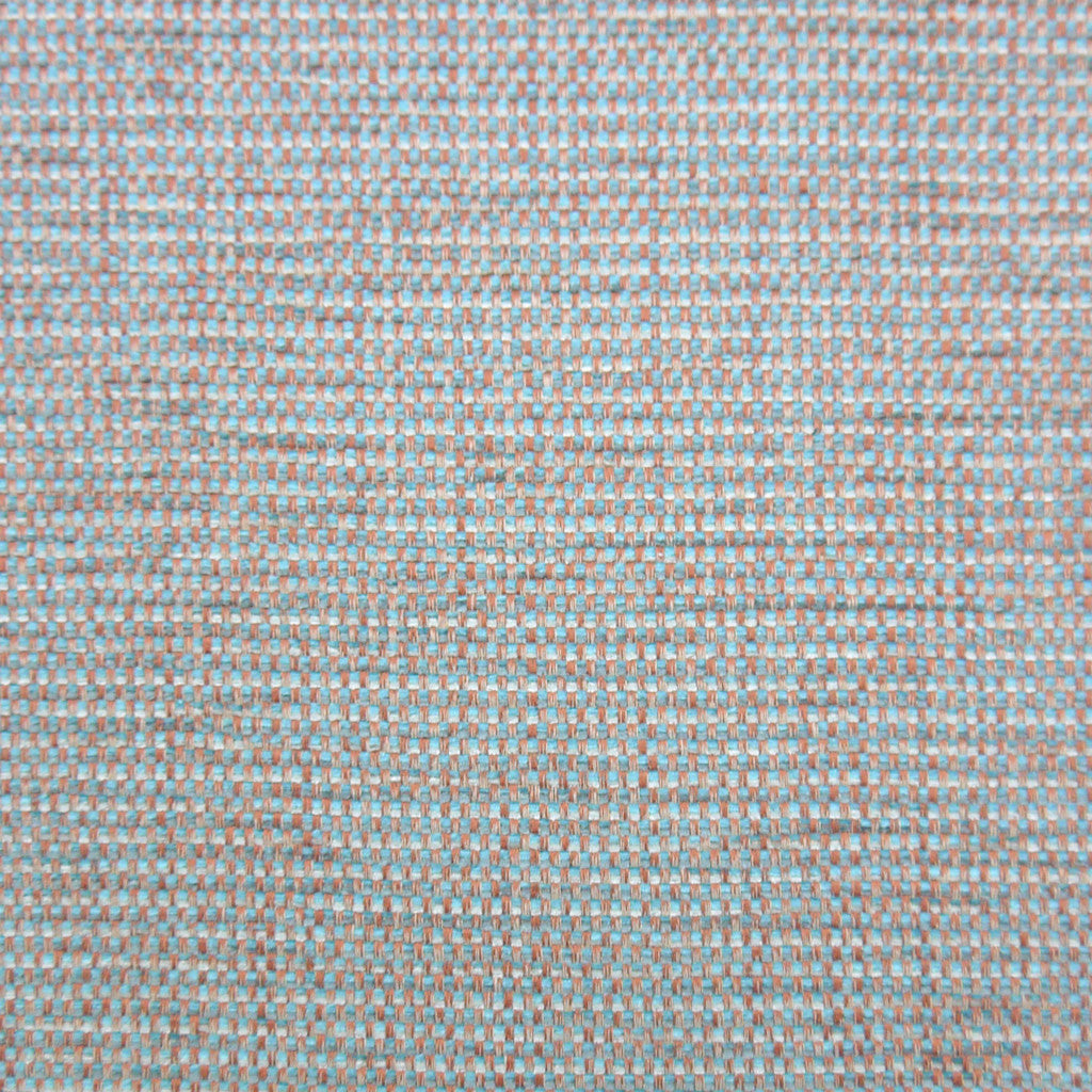 Country Aqua1775 - hopsack weave upholstery fabric