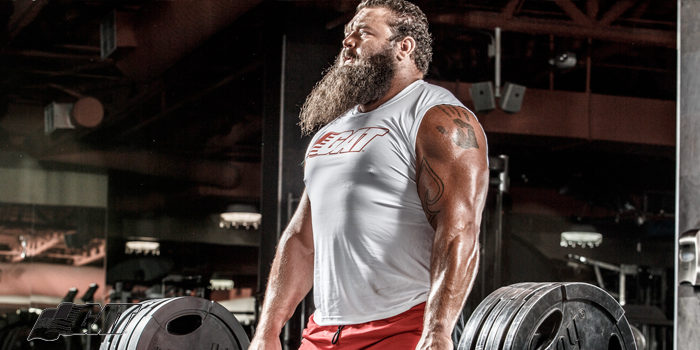 AMERICAN STRONGMAN SQUATS NEARLY 1000 LBS | ROBERT OBERST
