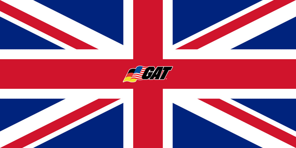 TEAM GAT COMES TO THE U.K.