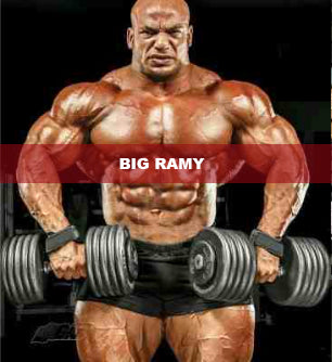 Big Ramy Athlete