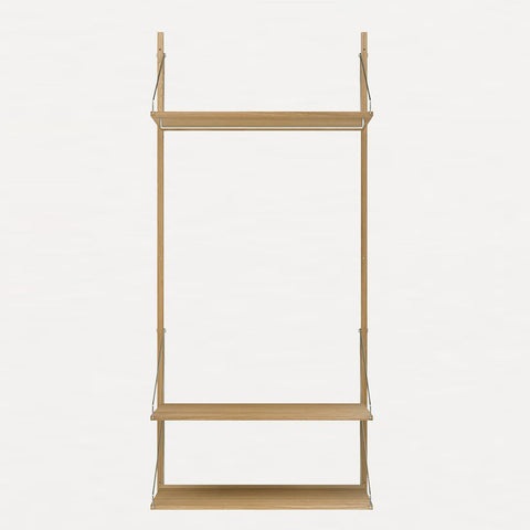 Frama Shelf Library Natural H1852 | Hanger Section