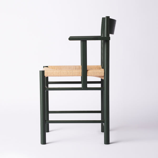 F Chair with Armrest