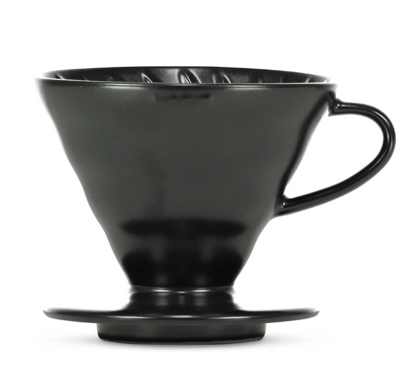 V60 Coffee Dripper 02 Ceramic / Matte Black