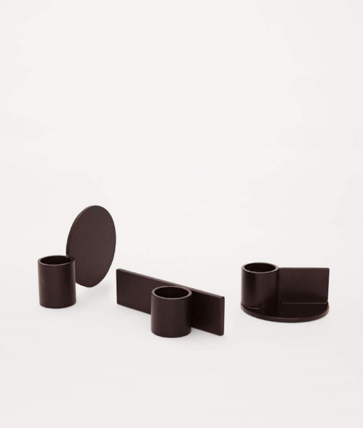 Frama Fundament Candle Holders
