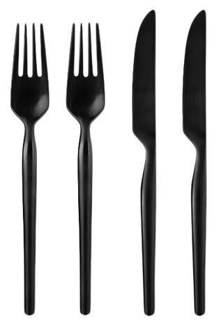 Fork and Knife 2+2 pcs.
