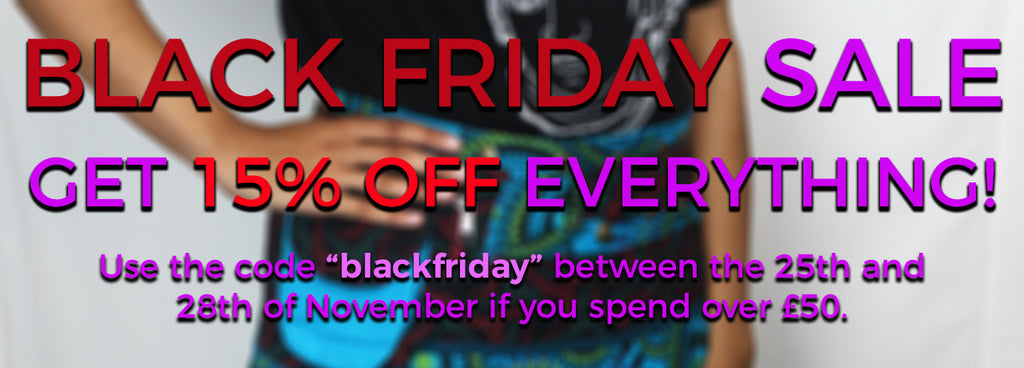 Black Friday & Cyber Monday! 2017