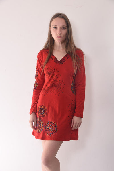 Long Sleeved Tunics