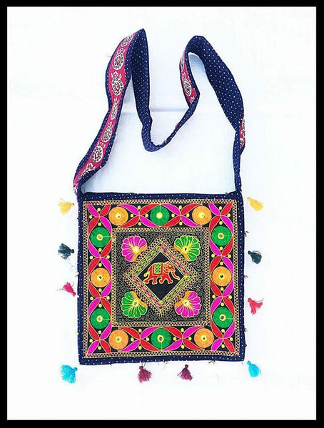 Colorful Sling Bag