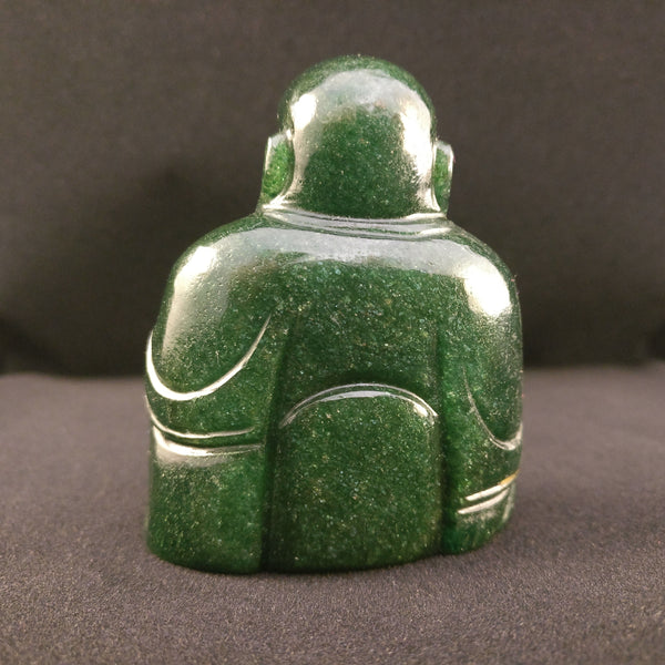 Adventurine Small Buddha Statue