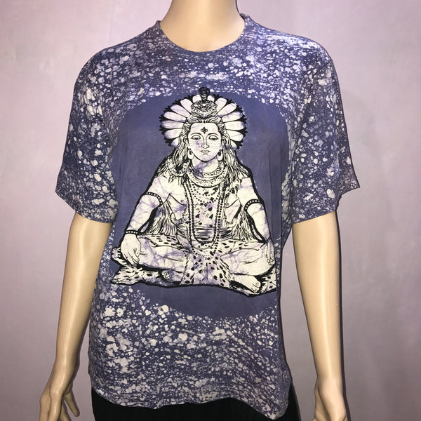 Lord Shiva Logo Round Neck T-Shirt