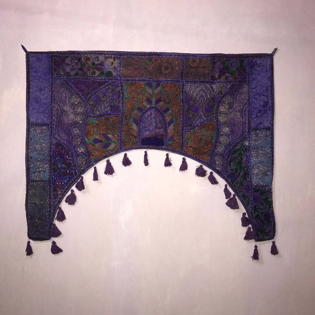 Beautiful Indian Style Door Hanging With Frills