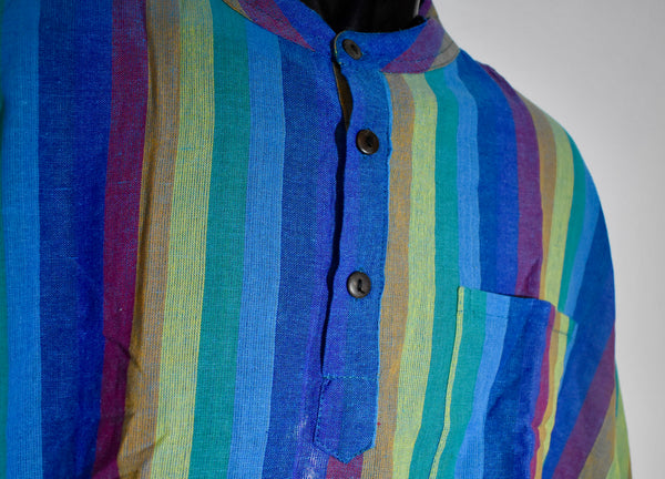 Rainbow Longsleeve Top