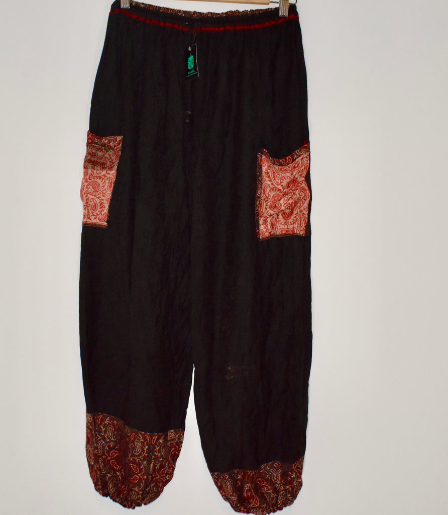 Pashmina Style Trousers