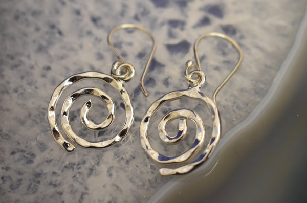 Swirl Earrings!