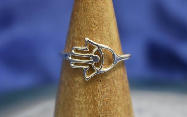 Hand of Hamsa Ring