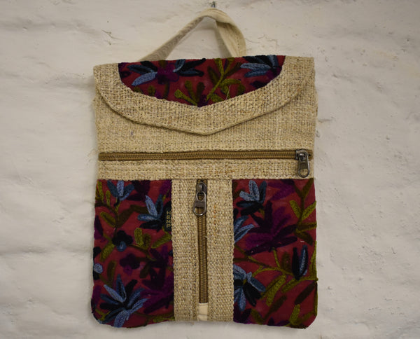 Shoulder Hemp Bag