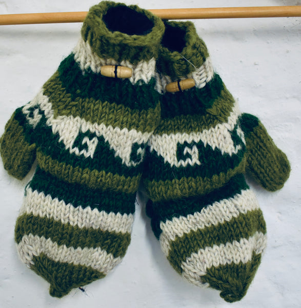 Cosy Winter Gloves (2)