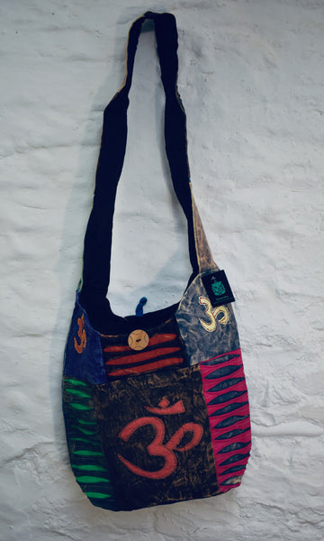 Nepalese Patchwork Bag