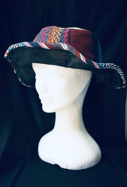 Multi Patch Hat
