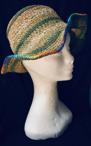 Multi colour Hat