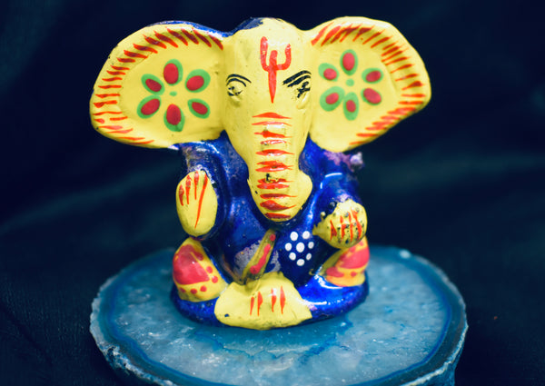 Mini-Elephant Ganesh Ornament