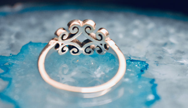 Vintage Celtic-style Ring