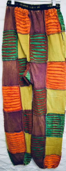 Nepalese Patchwork Trousers