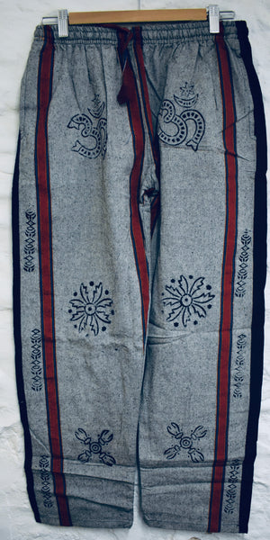 Nepalese Print Trousers