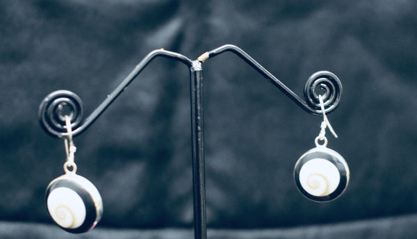 Shiva Eye Earrings