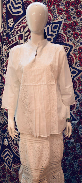 Detailed Blouse-shirt
