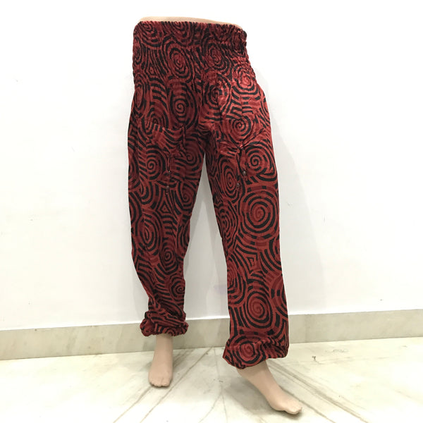 Cuffed Casual Trousers