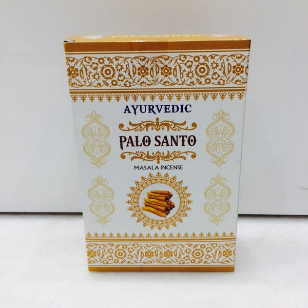 Ayurvedic Agarbatti Incense Sticks (Palo Santo)