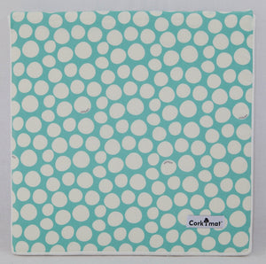 [CLEARANCE] CorkiMat™ - Mint Pebbles