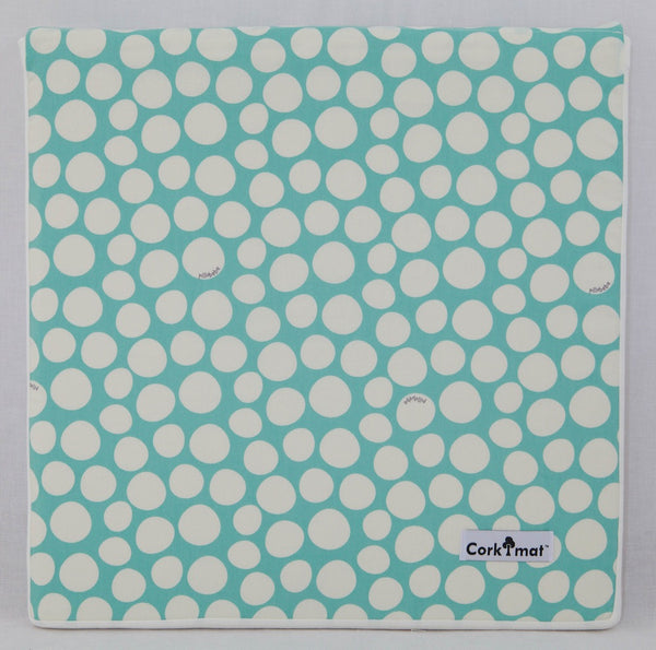 SAMPLE - CorkiMat™ Mint Pebbles