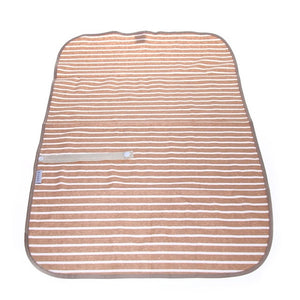 Organic Cotton Portable Changing Mat