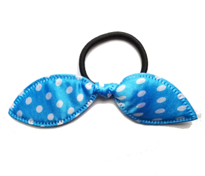 [TODAY'S DEAL] Hair Tie Bow - Azure