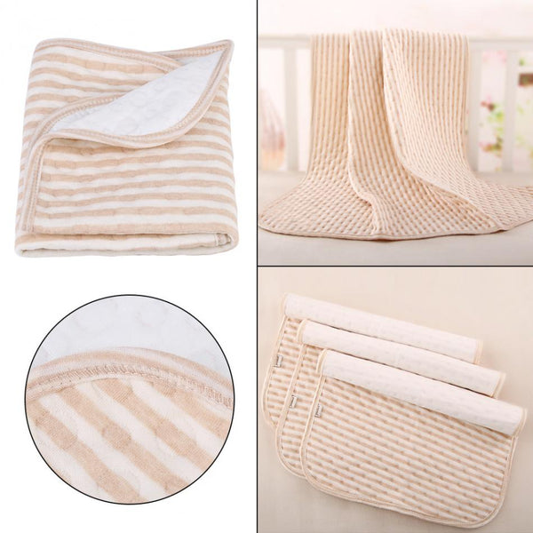 Organic Cotton Portable Changing Mat/Mattress Saver